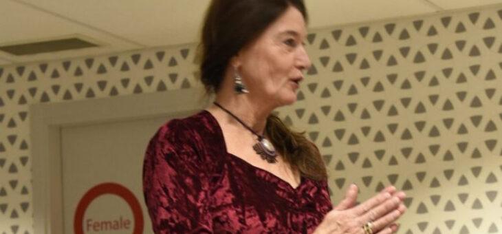 Intervju med Eva Røine, 2019