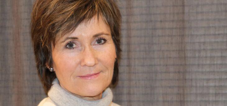 """""""-Samfunnet trenger oss"""",  styreleder Kjersti Almåsvold"""